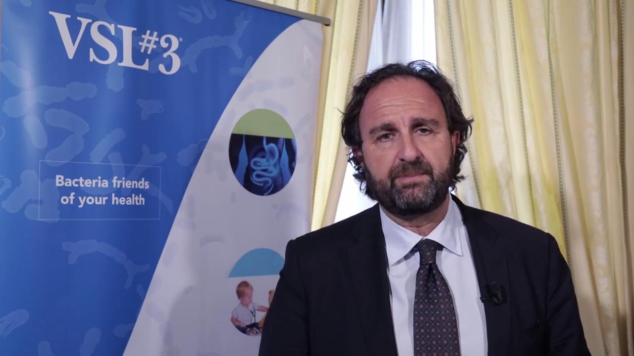 Antonio Gasbarrini (Policlinico Gemelli) VSL3